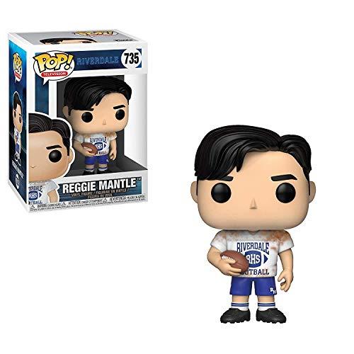 Riverdale Dream S - Figura Funko Pop - Reggie (Uniforme futbol Americano)
