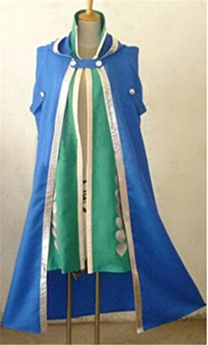 [Vicwin-One Fairy Tail 7 Years Later Zeref Cosplay Costume] (Zeref Cosplay Costume)