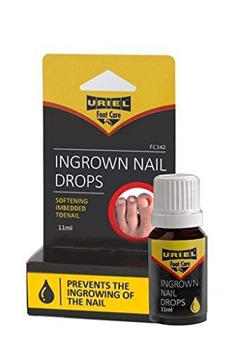 (Meditex Uriel Ingrown Toe Nail Drops)