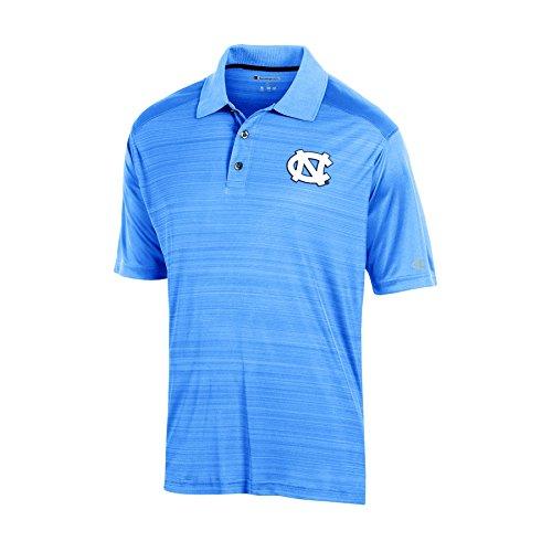 Carolina Tar North Shirt Heels (NCAA North Carolina Tar Heels Adult Men Short sleeve Colorblocked, X-Large, Blue)