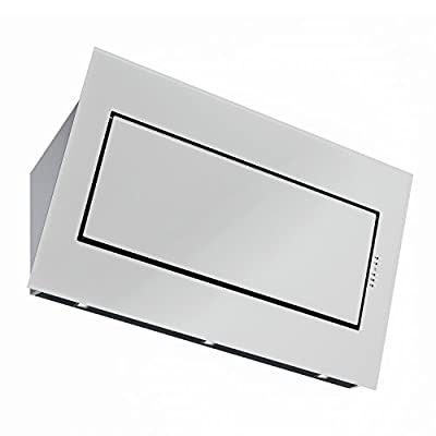 Futuro Futuro 36-inch Quest White Wall Range Hood