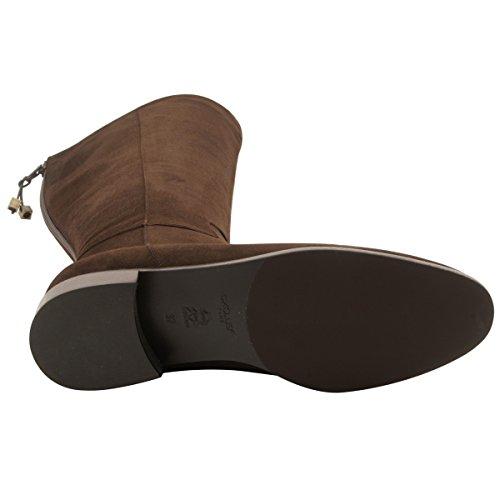 Exclusif Paris Kvinders Støvler & Ankelstøvler Brun 7zwKz