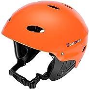 Tontron Adult Whitewater Kayaking Canoeing Helmet