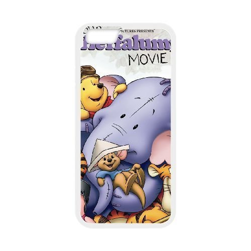 iphone6 4.7 inch White phone case Classic Style Disney Cartoon Piglet's Big Movie OBN8930729