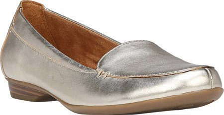 Naturalizer Women's Saban,Platina Leather,US 8.5 W
