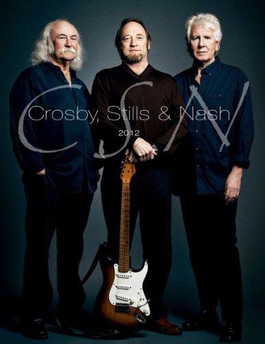 Crosby, Stills & Nash - Csn 2012 [blu-Ray] - Zortam Music
