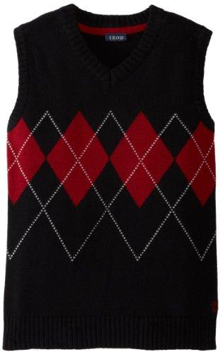 Izod Kids Boys 8-20 Argyle Sweater Vest
