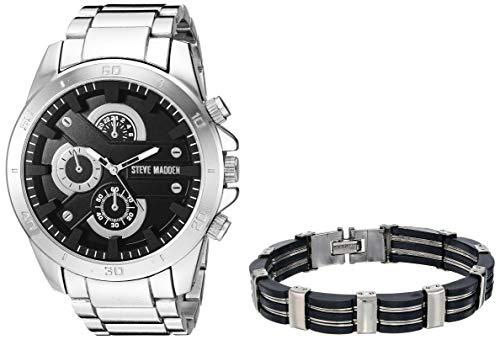 (Steve Madden Fashion Watch (Model: SMWS032))