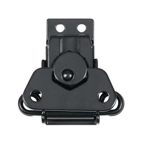 Reliable Hardware Company RH-2392BK/2393BK-A Medium Size Butterfly Latch, Black and ()