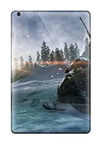 New Style 9055923K58782044 Premium Battlefield 4 Back Cover Snap On Case For Ipad Mini 3