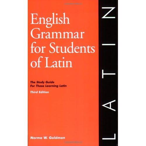 english grammar for students of latin pdf