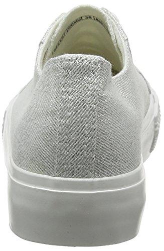 Zapatillas Crs18 para Blanco Blanc Irisneak Mujer Pimkie 4qEOn
