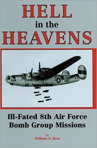 Hell in the Heavens: Ill-Fated 8th Air Force Bomb Group