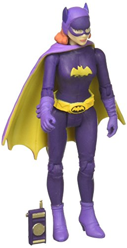 Funko Action Figure: DC Heroes - Batgirl Toy Figure