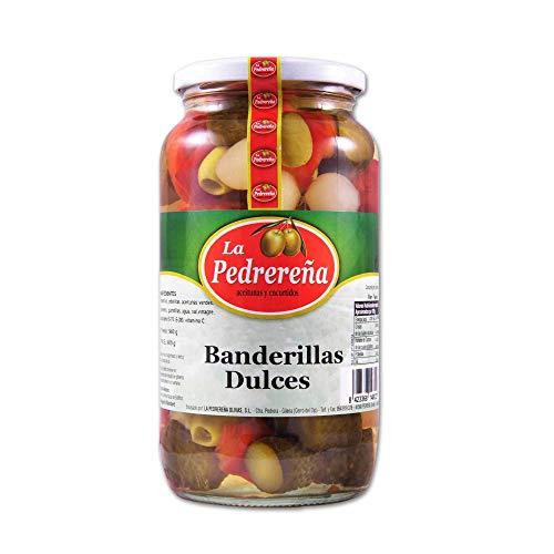 La Pedrereña Banderillas Dulces – 940g