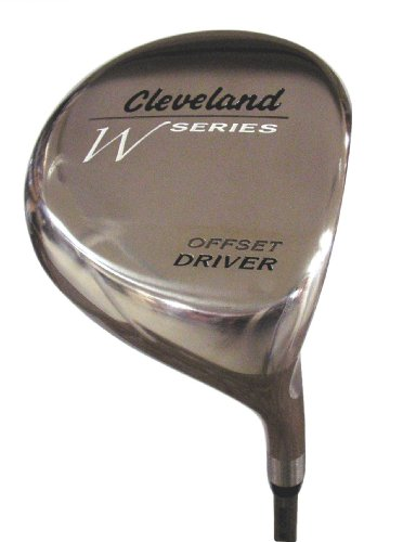 Cleveland W Series 14 degree Driver Offset Womens Flex Graphite Shaft, Outdoor Stuffs