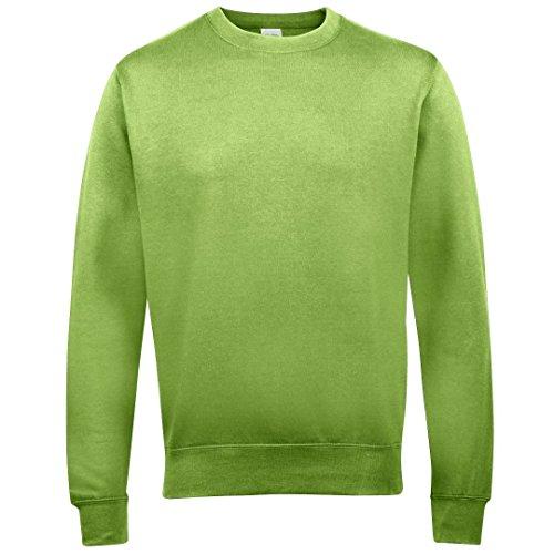 AWDis Hoods - Sudadera con capucha - para mujer lime green