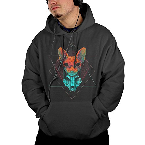 Adult Hooded Pullover - 7