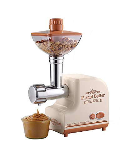 Nostalgia PBM500 Professional Peanut Butter & Nut Butter Maker (3)
