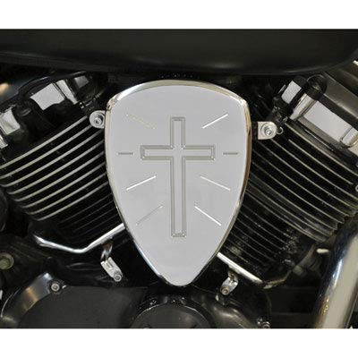Baron Custom Accessories Big Air Kit Chrome Standard Cross BA-2022-90