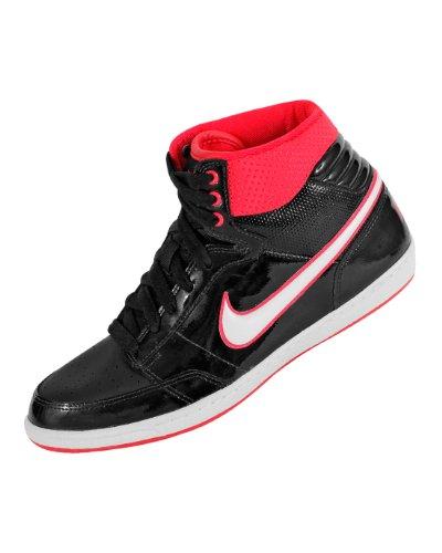 Nike - Zapatillas para hombre Black/White/Red fluo