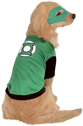 DC Comics Pet Costume, X-Large, Green Lantern -