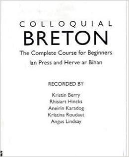 Colloquial Breton (Colloquial Series)