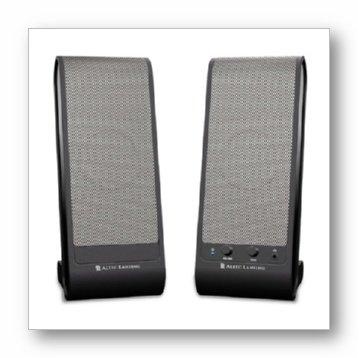 Altec Lansing Black Computer Speaker - ALTEC LANSING VS2220 SPEAKERS2 PC MUSIC & GAMING SPEAKER