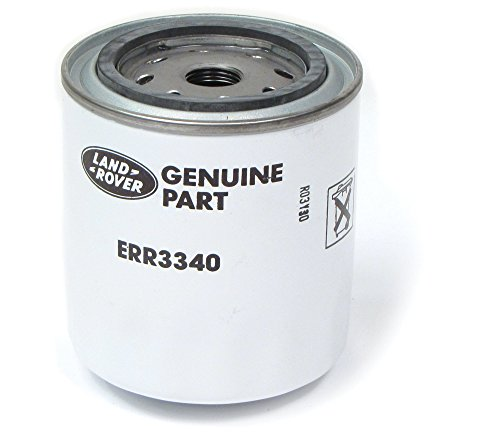 Genuine Land Rover Oil Filter (ERR3340) for Discovery 1, Discovery 2, Range Rover, and Defender