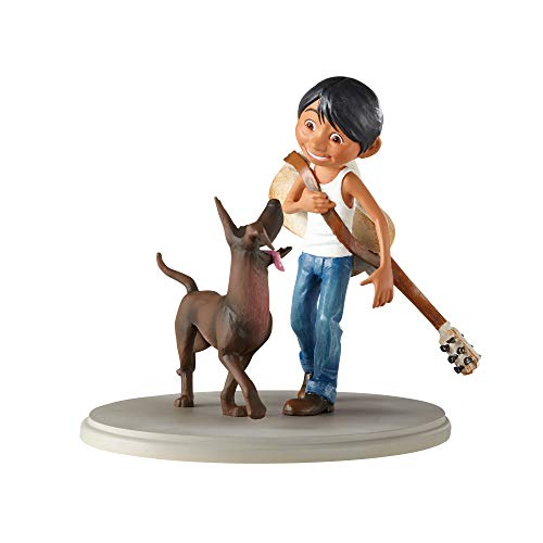 Disney Showcase by Enesco Miguel and Dante from Coco]()