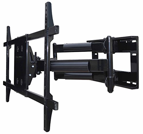 UAXX-800 Dual Arm Articulating Wall Mount for 60