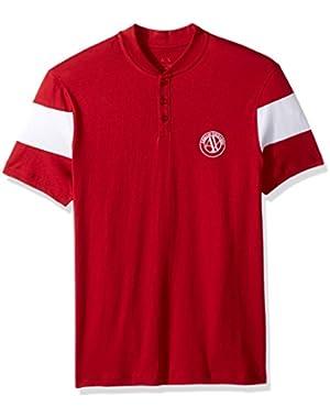Men's Short Sleeve Organic Cotton Polo Shirt
