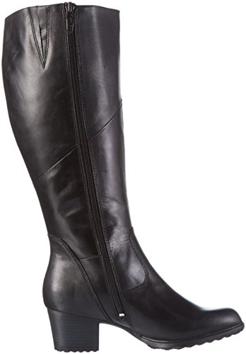 Tamaris 255 - Botas altas para mujer Negro (BLACK 001)
