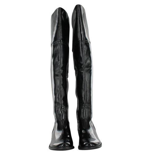 Footwear Sensation - Botas para mujer negro (black patent)