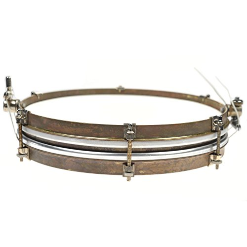 A&F Drum Co. 1.75x12 Pancake Snare Drum