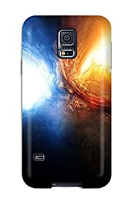 [CreqUbC2250UePGN] - New Abstract Protective Galaxy S5 Classic Hardshell Case