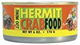 Zoo Med Laboratories SZMZM10 Hermit Crab Food Can, 6-Ounce