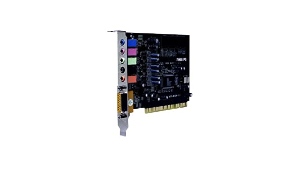 Driver: PHILIPS Sound Card PSC 605