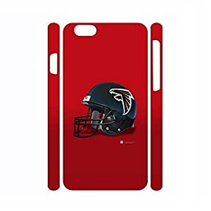 Advanced Antiproof Football Series Logo Print Cover Skin Case For Iphone 6 Plus (5.5 Inch) Cover