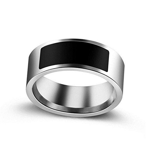 (YJYdada NFC Multifunctional Waterproof Intelligent Ring Smart Wear Finger Digital Ring)