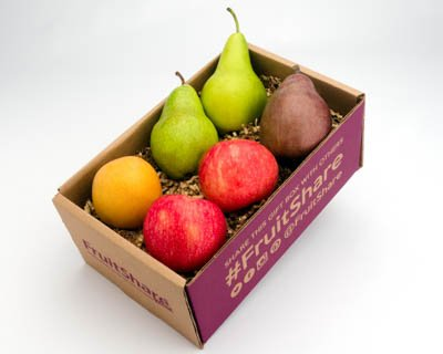 Organic Fruit Gift Mixed Fruit by FruitShare