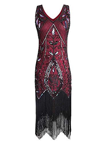 Women Flapper Dresses Plus Size Vintage 1920s Gatsby ...