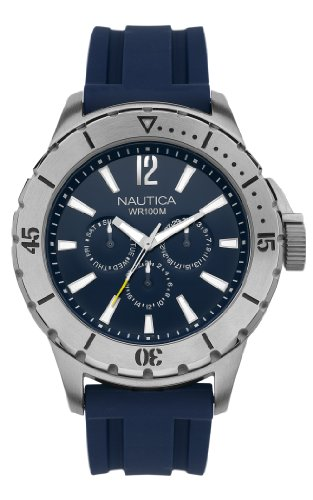 Nautica Men's N16572G NSR 05 Sporty Resin Watch