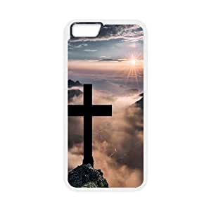 """Jesus Bless Us Productive Back Phone Case For Apple Iphone 6,4.7"""" screen Cases -Pattern-12"""
