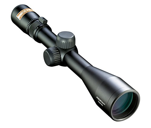 2. Nikon ProStaff Rimfire with BDC Reticle, 3-9 x 40mm