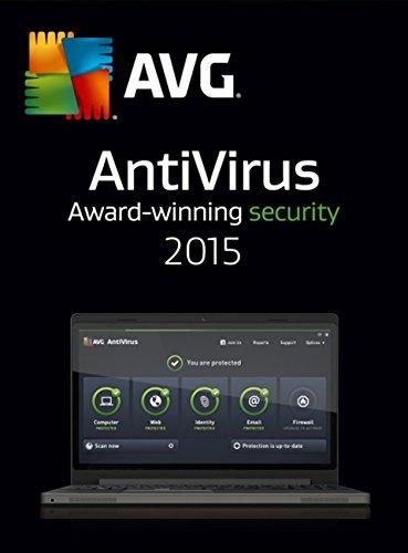 AVG AntiVirus 2015, 1 User 1 Year  [Download]