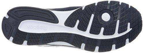 Reebok Runner Laufschuh für Herren College Navy / Aschgrau / Weiß / Silber