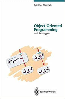 Book Object-Oriented Programming: with Prototypes