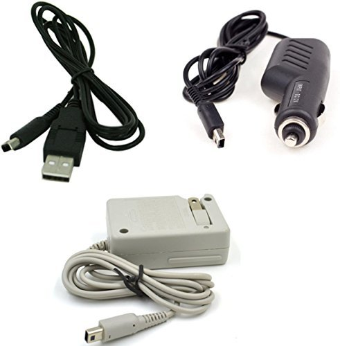 QKILL 3 in 1! Replacement charger kit! Portable Power Adapte