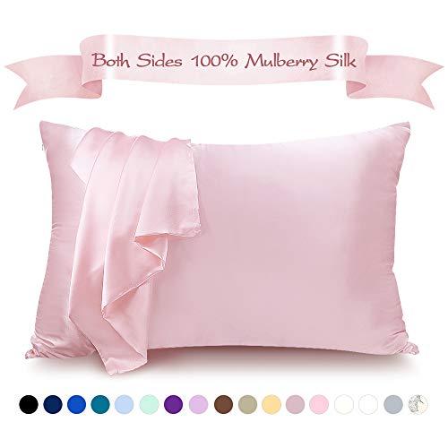 LULUSILK Mulberry Silk Pillowcase